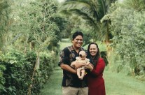 Hawaiian Family Portrait Photography, Kauai Hawaii