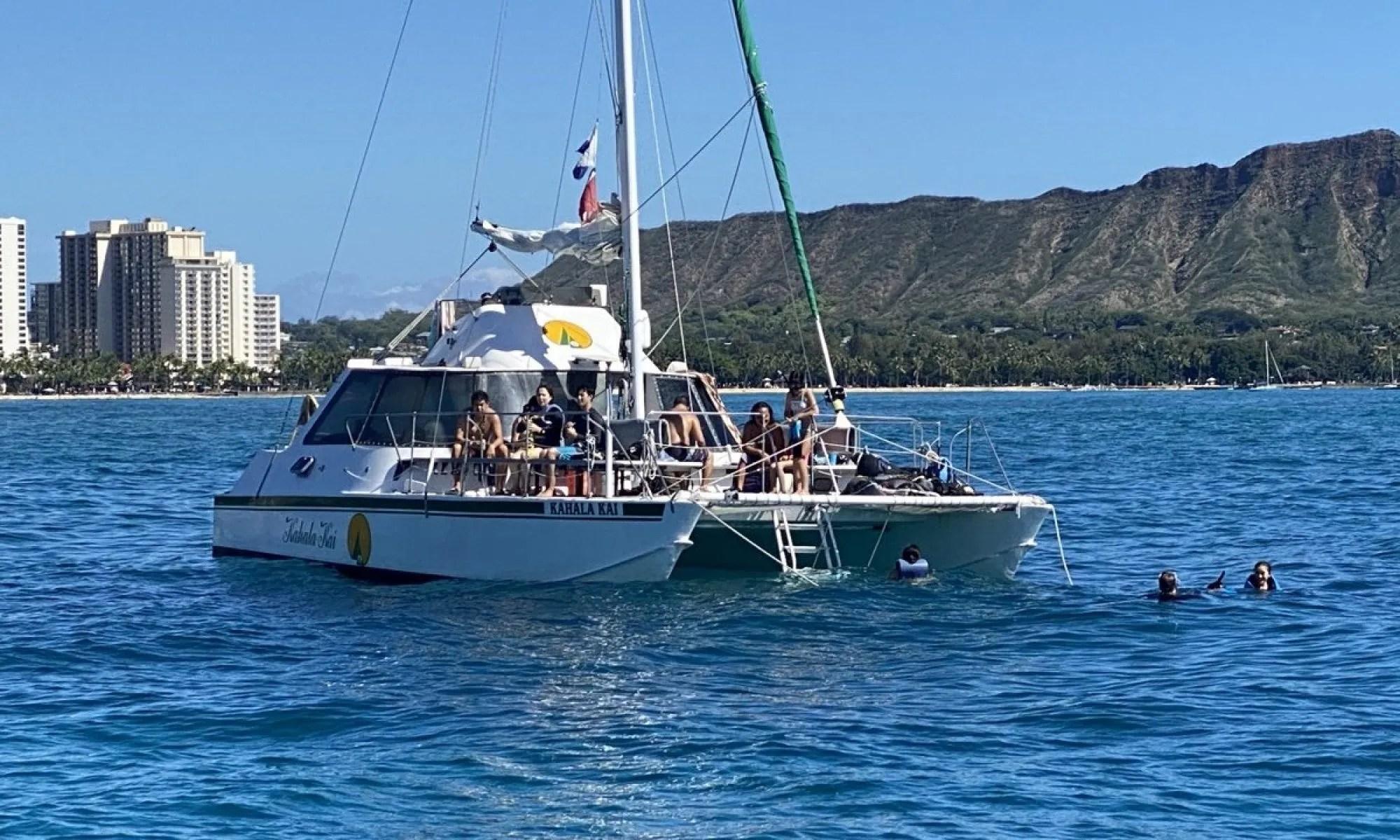 Waikiki Private Boat Charters
