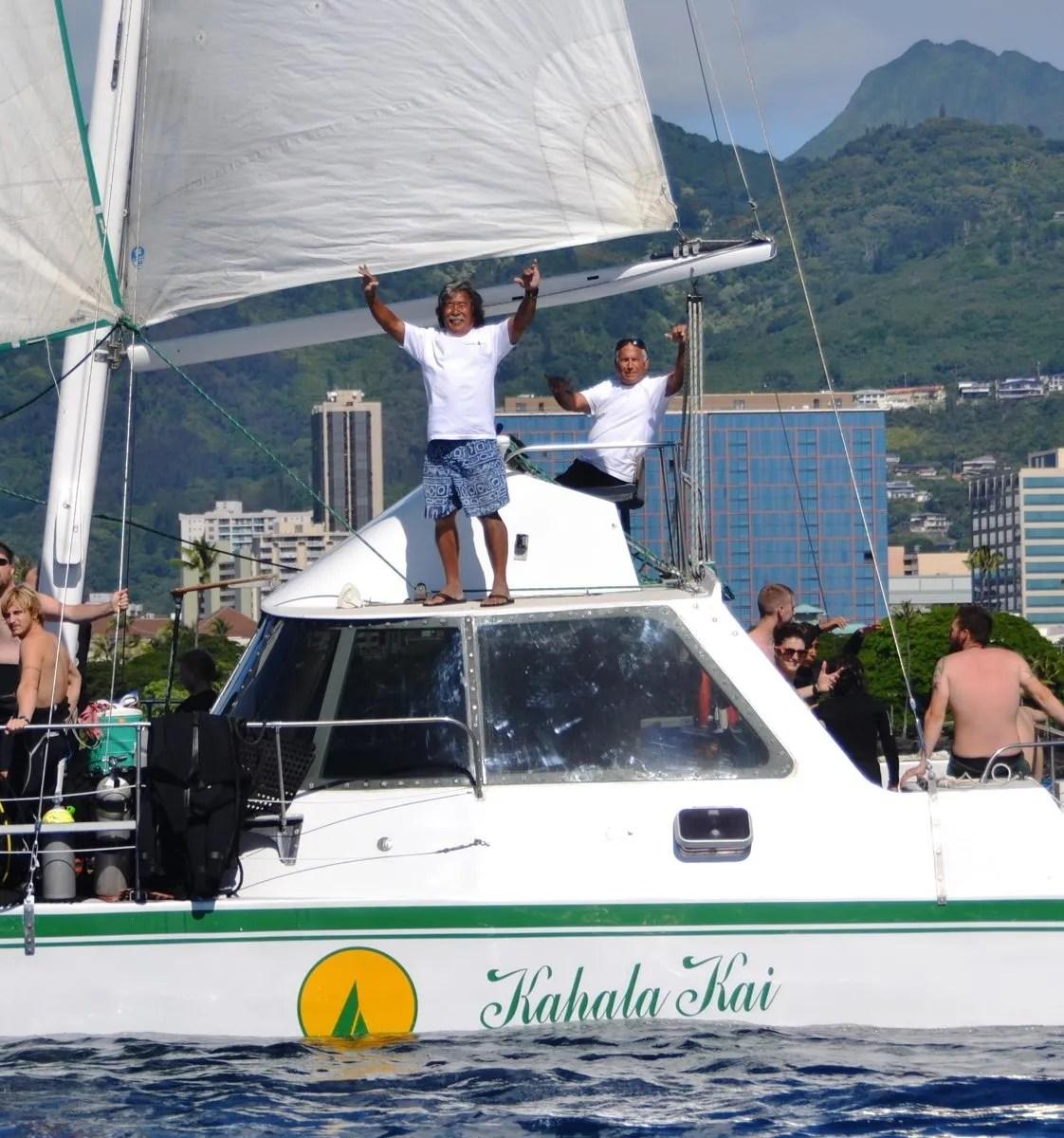 Waikiki Catamaran Cruise