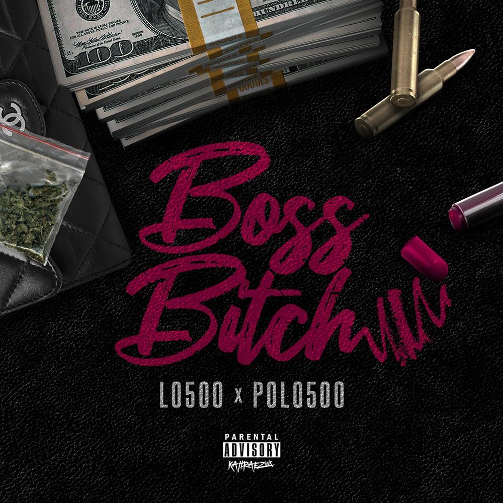 lo500_x_polo500_boss_bitch_hip_hop_rap_single-cover_designed_by_kahraezink