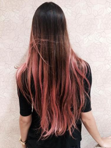 cabelo rosa(keraton)