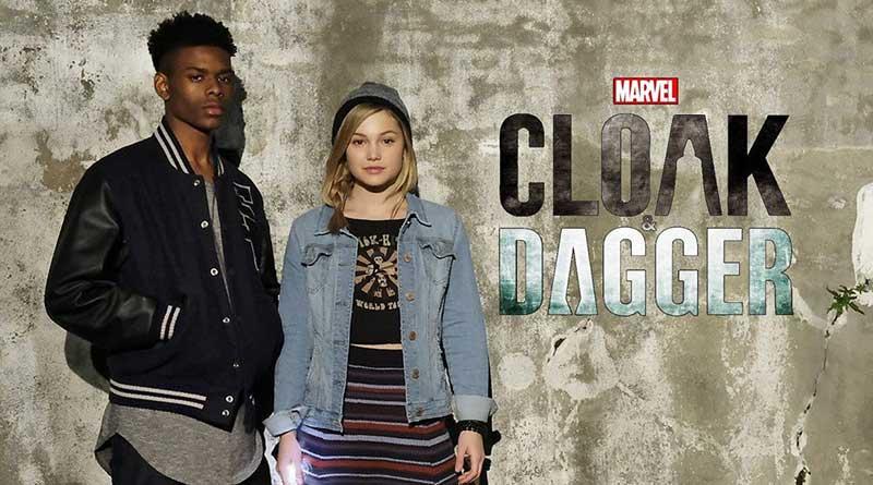 Dizi Tanıtımı: Cloak & Dagger