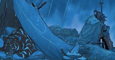 Isola: Lacivert bir kaplanın sessizliğine neler sığar?