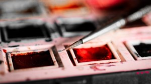 boyama fırçası
