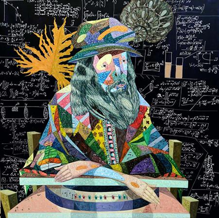 Öğrenen Leonardo Da Vinci - Onay Akbaş