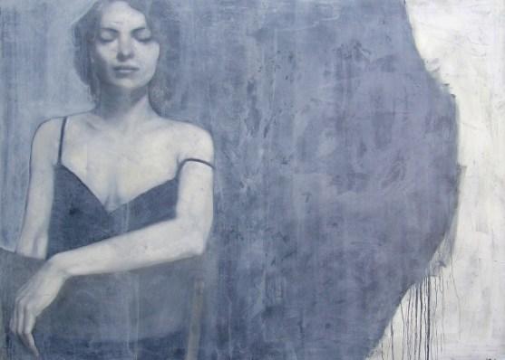 2011-Die-Welt-und-du-130-x-180-cm-Öl,-Acryl,-Tusche,-Nessel