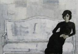 86-2010-Zweisamkeit-140-x-200-cm-Öl,-Acryl,-Tusche,-Nessel