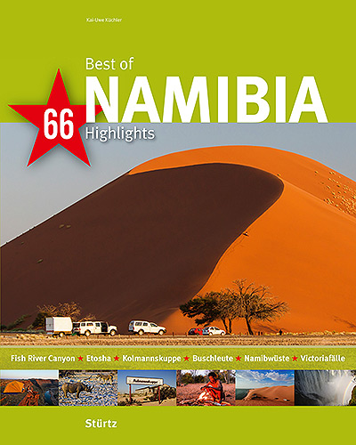 Buch: Best of Namibia