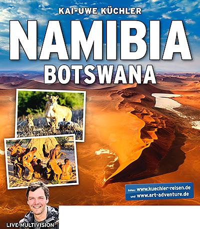 Namibia & Botswana. Abenteuer Afrika