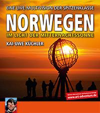 Live-Vortrag Norwegen im Licht