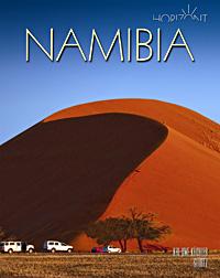 Reisebildband HORIZONT Namibia