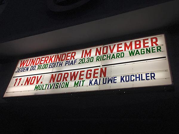 Norwegen-Vortrag in Magdeburg