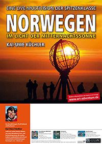 Norwegen. Im Licht der Mitternachtssonne