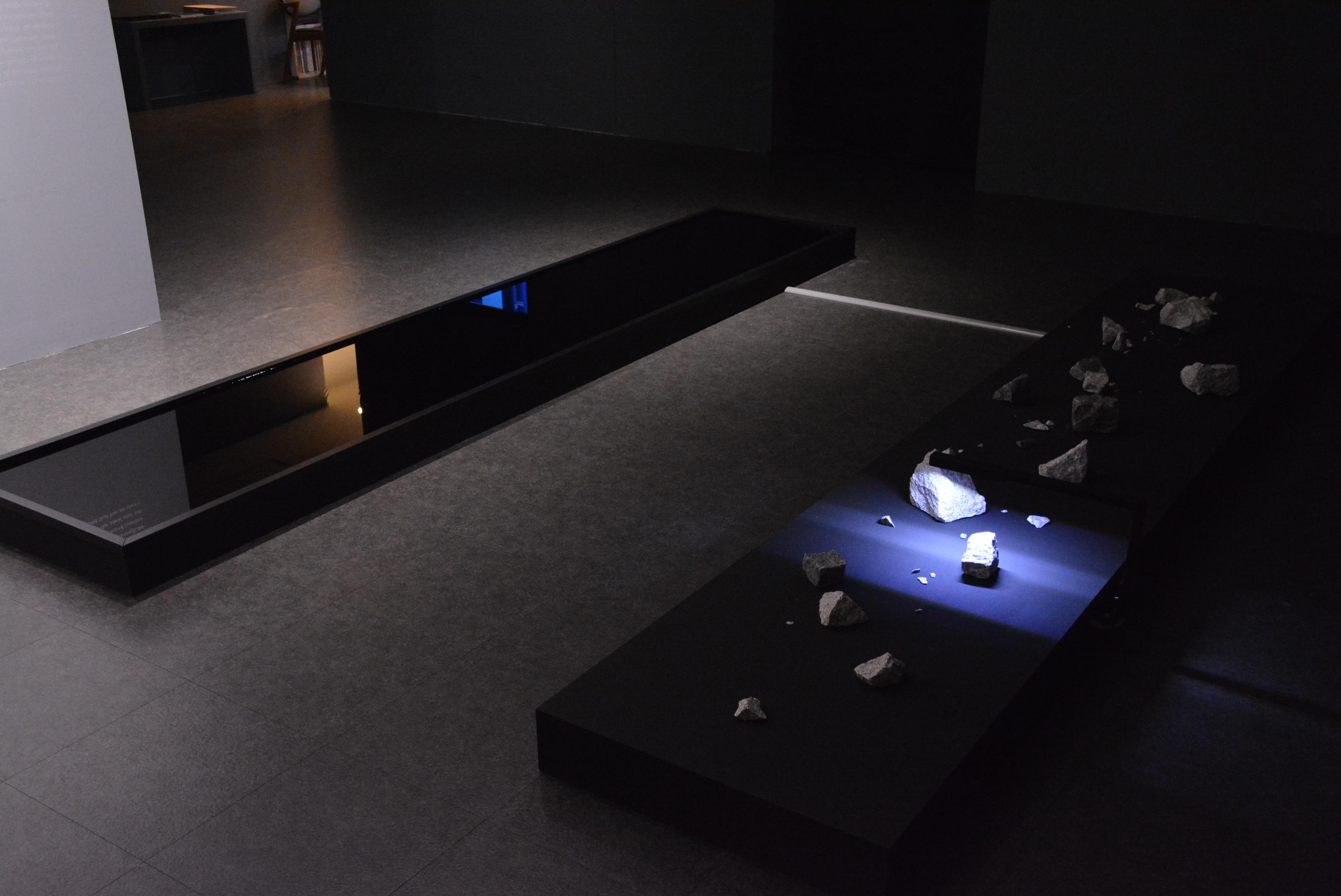 有形載體演示無形射線 藝術家張永達「Super Penetrating」開展 – 城市美學新態度kaiak.tw
