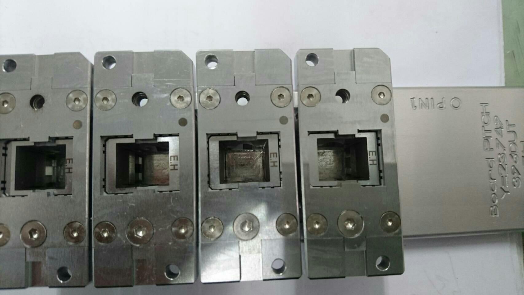 英鴻精密工業有限公司 Karat Accuracy Industry Co. Ltd. – 線切割加工、模具製造