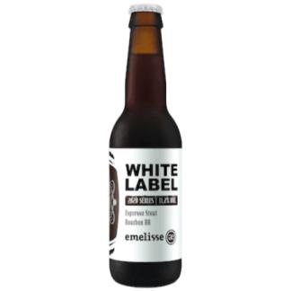 White Label Espresso Stout Bourbon BA 2020 - Emelisse