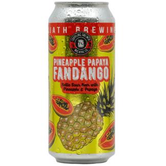 Pineapple Papaya Fandango - Toppling Goliath Brewing Co.