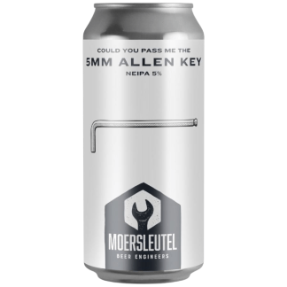 Could You Pass Me The 5MM Allen Key - Moersleutel