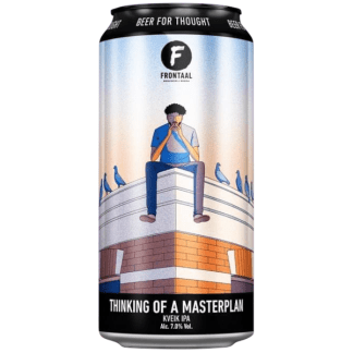 Thinking of A Masterplan - Brouwerij Frontaal