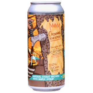 Crowning Achievement - Barrier Brewing Company