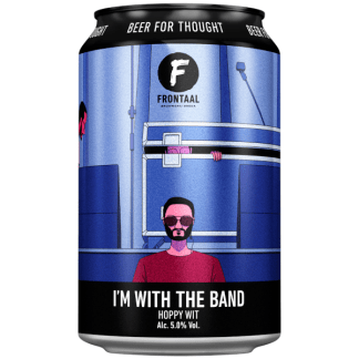 I'm With the Band - Brouwerij Frontaal