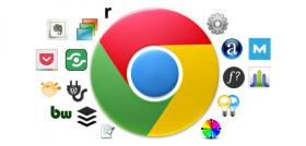 طريقة إضافة الإضافات Extensions لمتصفح كروم Google Chrome وإزالتها