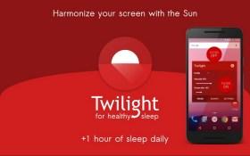 كيفية تقليل إضاءة هاتفك و إستخدامه بالظلام عبر تطبيق Twilight