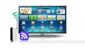 كيفية شبك تلفزيون سامسونج الذكي بالإنترنت وأي تلفزيون أخر