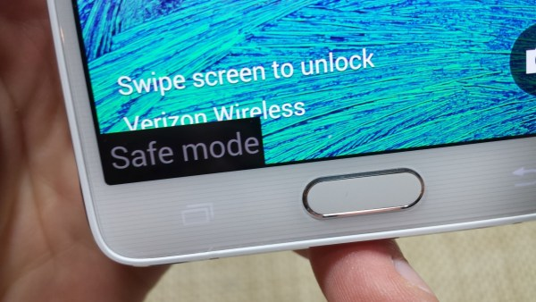كيفية حل مشكلة الوضع الأمن Safe mode للأندرويد