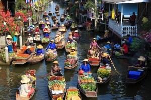 タイのおススメ観光スポット