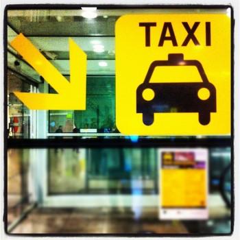 中国で単身赴任!上海でタクシーに乗る