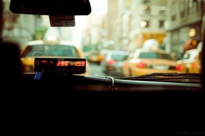 中国で単身赴任!上海タクシー、行き先が伝わらない