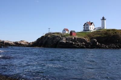 アメリカメイン州在住の日本人、ナブル灯台