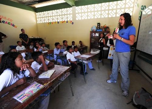 エクアドルへ語学留学、語学学校