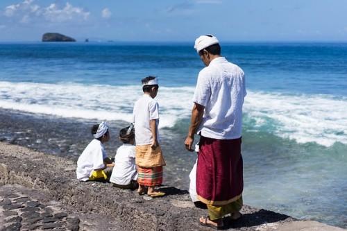バリ島は癒しの島