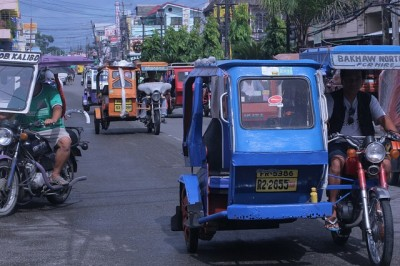 フィリピンへの海外移住、フィリピンの町