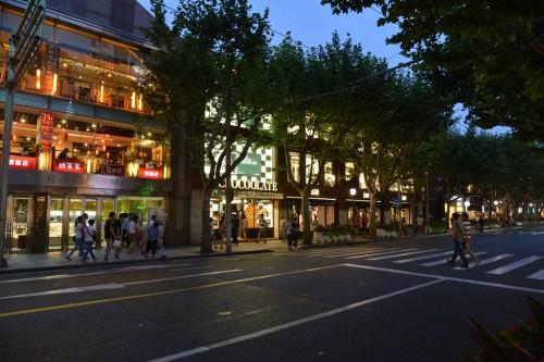 南京西路1