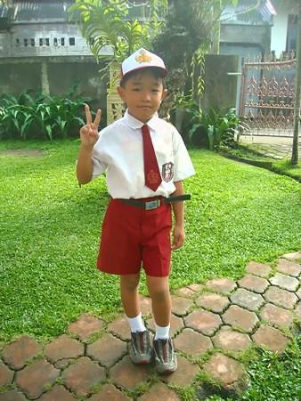 インドネシアの学校征服