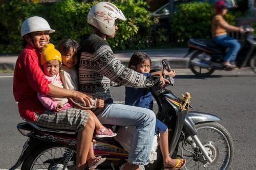 バリ島の車事情