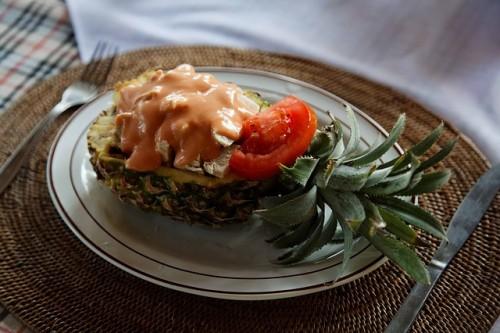 バリ島の食事、日本食や日本食材について