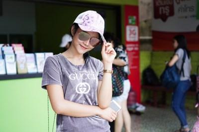 タイ,化粧,プーケット,女性,海外在住日本人