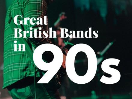 """【UKロック史④】<br>""""英国らしさ""""とキャッチ―なメロディ。90年代のイギリスのバンド"""