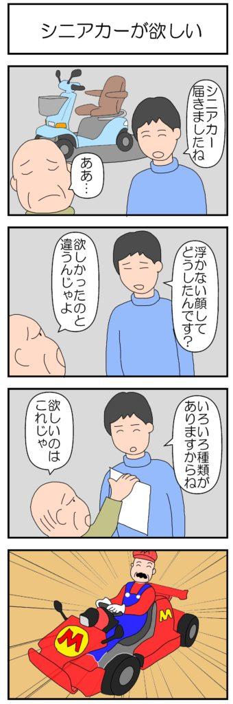 シニアカー