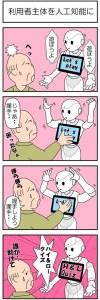 ロボットが出てくる介護のマンガ