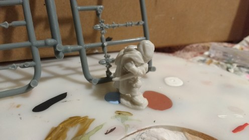 Klaus Copperthumb Dwarf Rogue before conversion