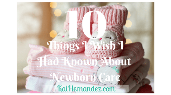Caring for a baby, caring for newborn, first time mom