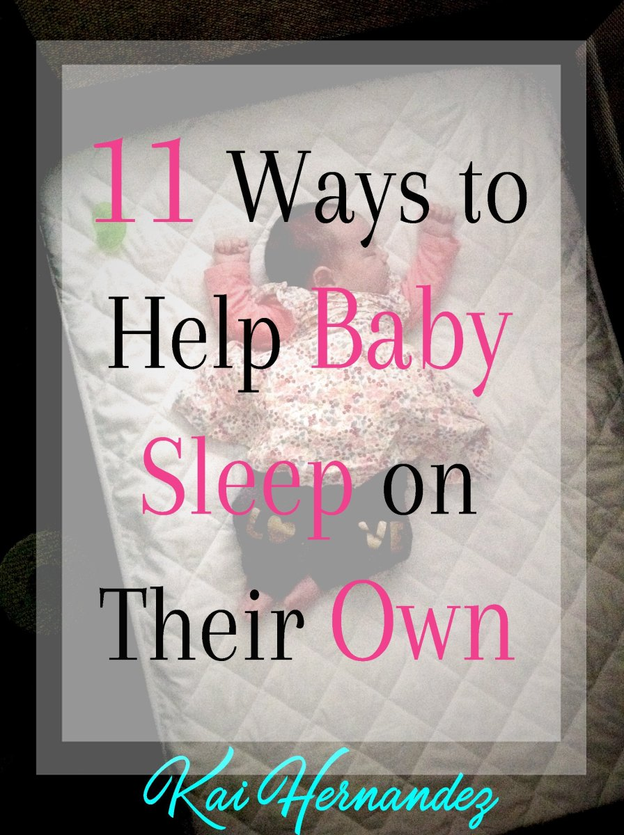 11 Tips to Help Your Little One Fall Asleep on Their Own