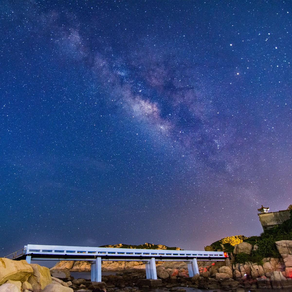 石澳夏季銀河攝影行 – Kai~Hin's travel blog