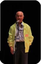 開会挨拶:橋本実行委員長