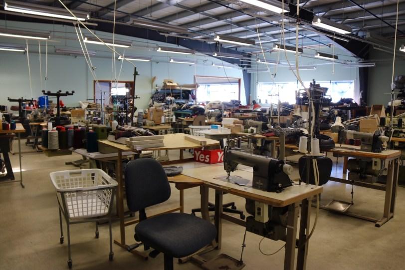 Kidka wool factory, Iceland